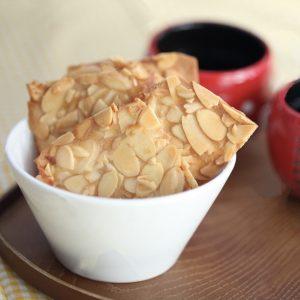 Premium Almond Brittle