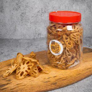 Premium Lotus Root Chips
