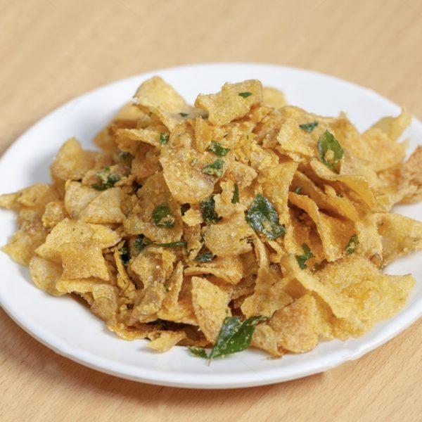 Premium Salted Egg Chips