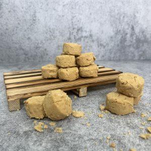 Peanut Cookies Closeup